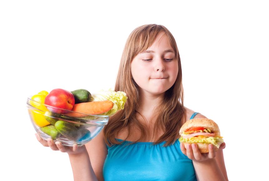похудение для подростков 14 лет