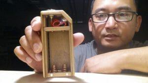 Как сделать Мехмод своими руками пошагово: из фонарика, шприца и дерева