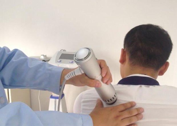 Физиотерапия при ушибе плеча
