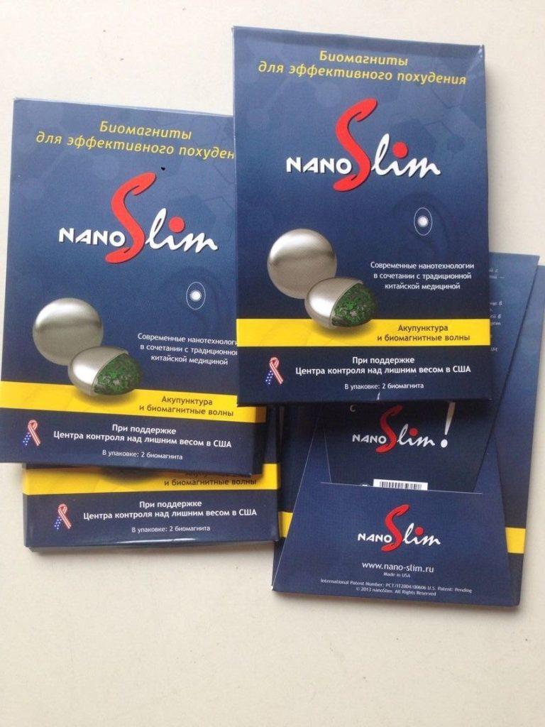 Биомагниты для похудения nano slim — реальные отзывы покупателей