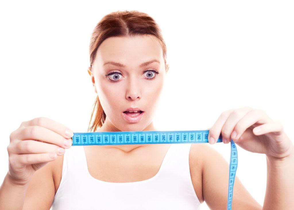 Основные причины резкого набора веса у женщин
