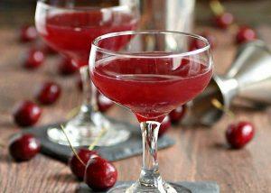 спиртовая настойка вишни