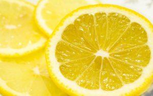 как выглядит лимон изнутри