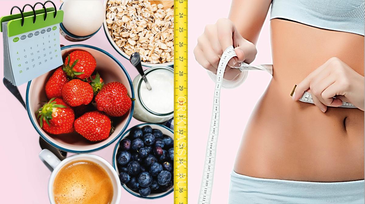 Показать правильно похудеть