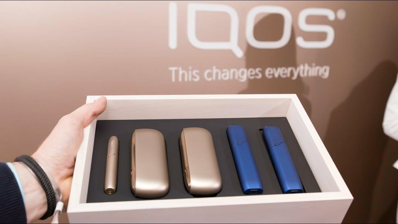 Новые модели IQOS 3 и Multi 2019 в России