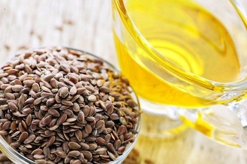 Льняное масло повышает или понижает давление?