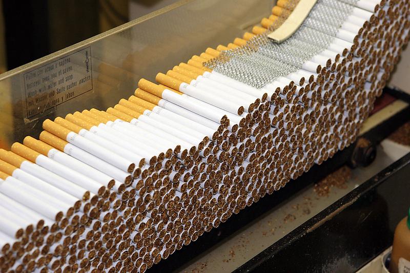 Какие производители выпускают сигареты в России?
