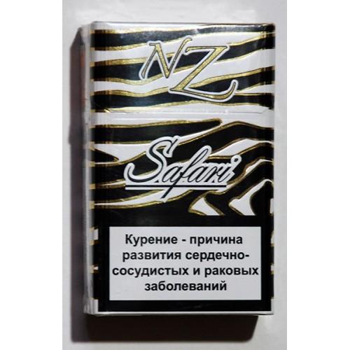 Белорусские сигареты в России