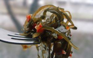 салат из морской капусты от повышенного давления