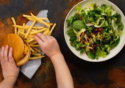 Холестерин у детей. Как понизить уровень холестерина?