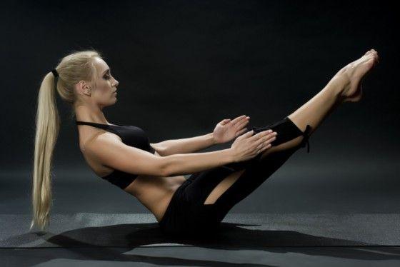 Что такое калланетика — набор упражнений для начинающих