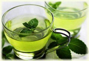 чай с мятой от повышенного давления