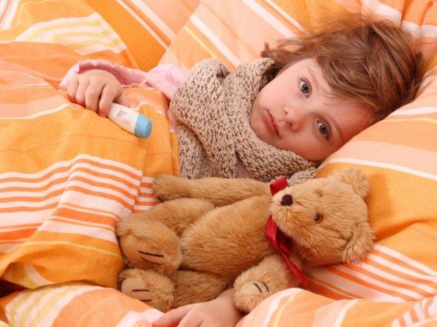 Понижены нейтрофилы при простуде