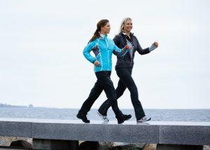 спортивная ходьба при давлении