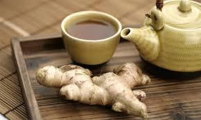 имбирный чай от повышенного давления