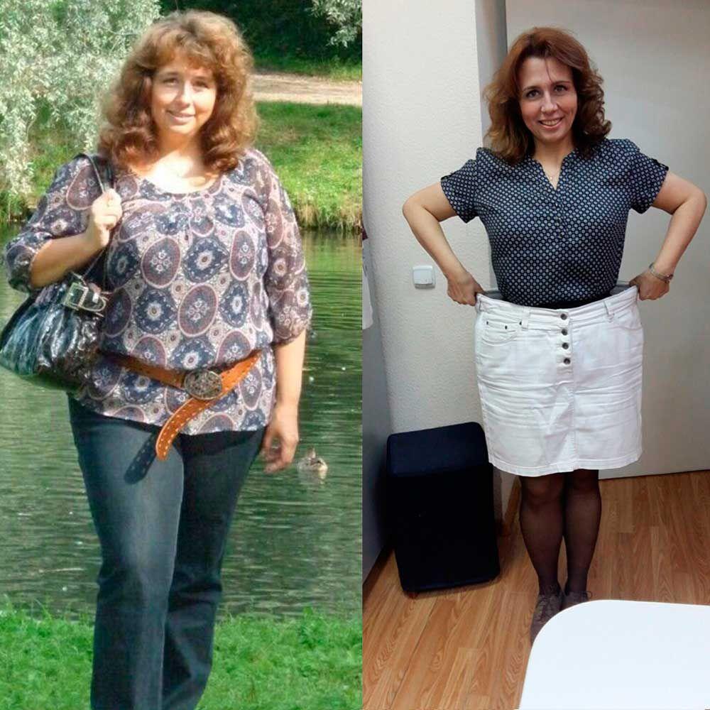 Фотографии после похудения