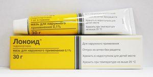 Локоид-средство для лечения экземы