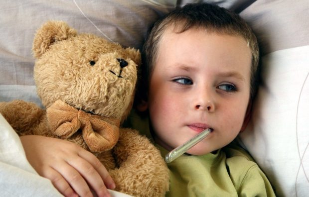 Лимфопения при простуде