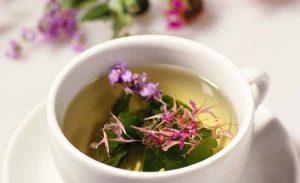 чай на основе листьев и цветков кипрея
