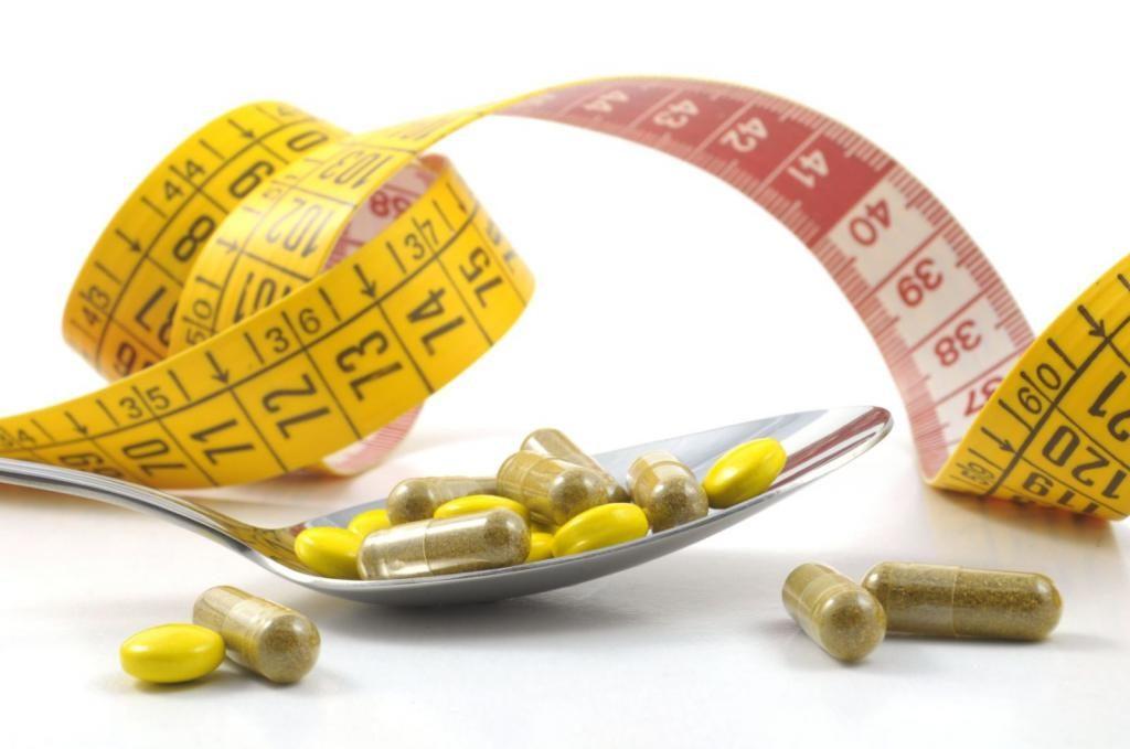 медикаментозная диета для похудения
