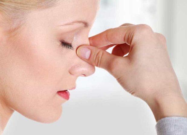 Ожоги слизистой носа как помочь и способы лечения
