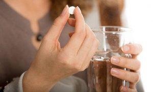 прием таблетки от давления