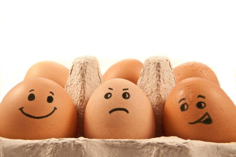 Как куриные яйца влияют на давление