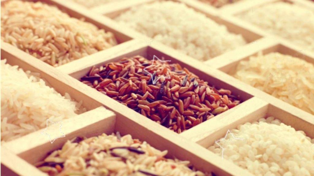 Калорийность разных сортов риса