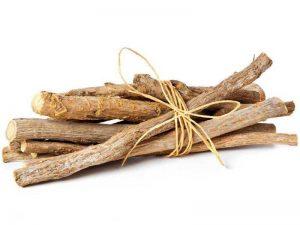сушеные корни солодки для отвара