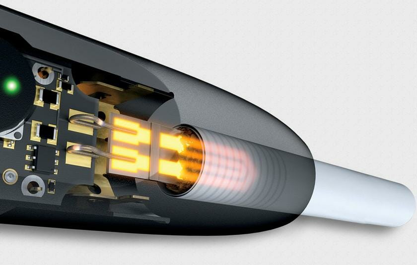 Способы замены нагревательного элемента IQOS