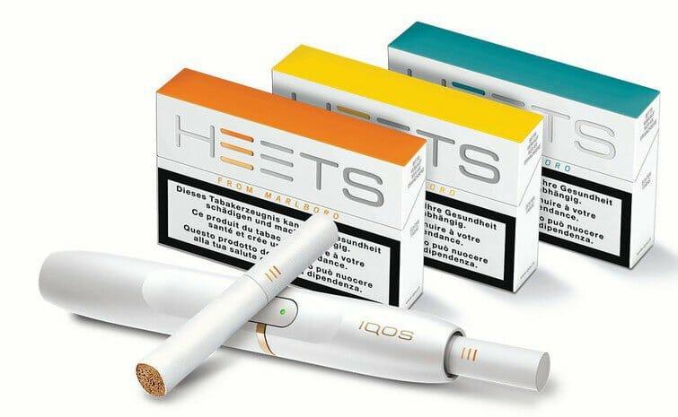 Табачные стики для IQOS Parlament