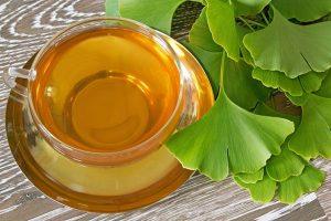 чай на основе листьев дерева гинкго билоба от повышенного давления