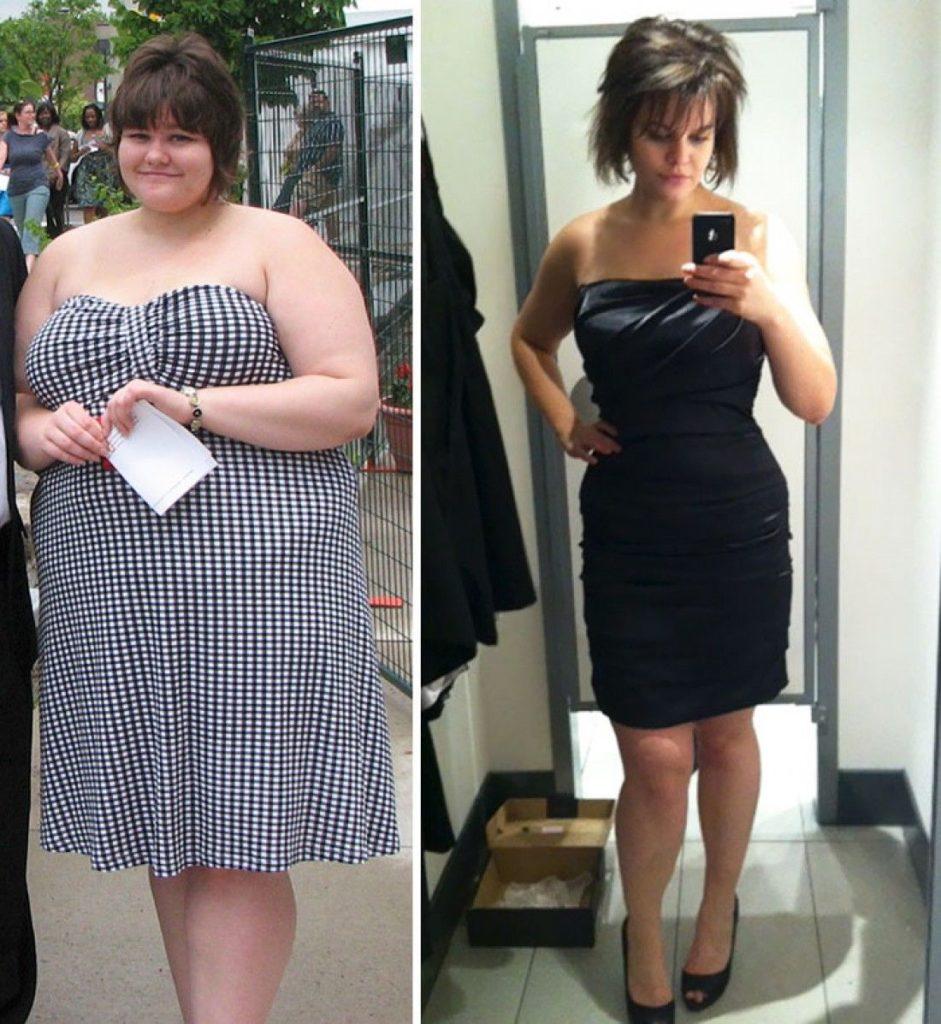 На каких диетах вы сильно похудели