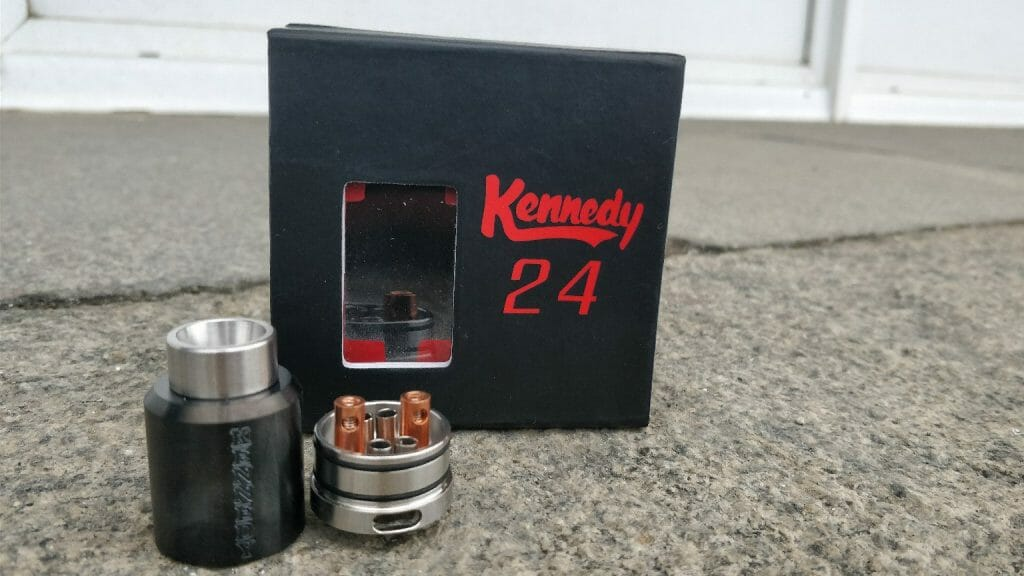 Дрипка Kennedy 22 – 25 мм. Обзор девайса