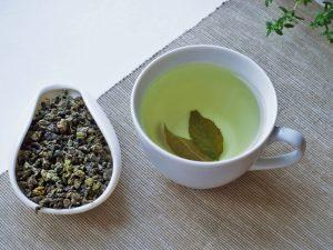 бирюзовый чай и давление