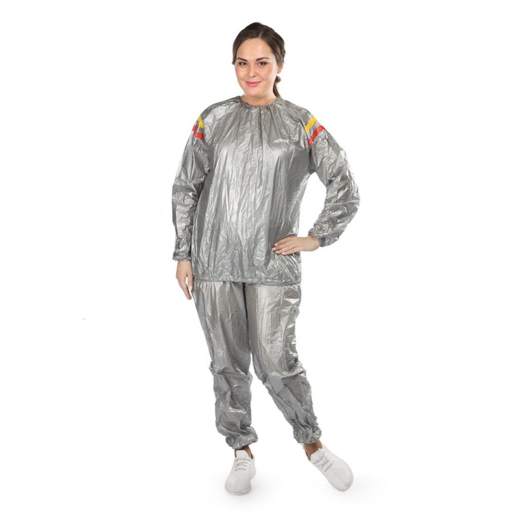 Для чего нужен и как правильно применять костюм сауна?