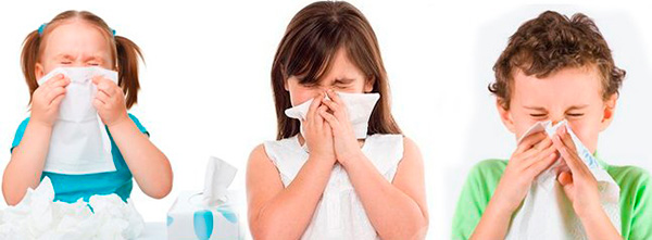 Аллергия - повышение базофилов в крофи