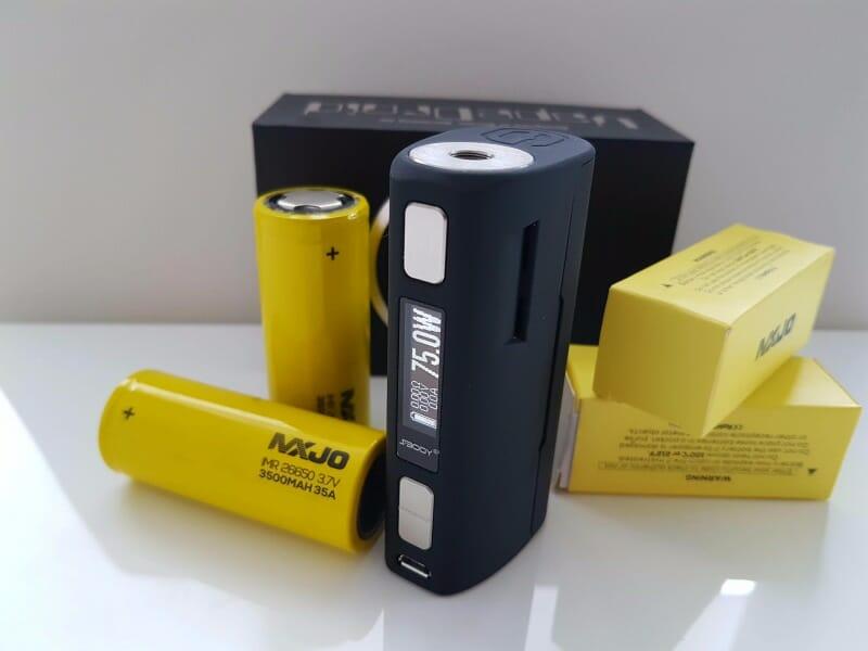 Выбор аккумулятора для платы боксмода