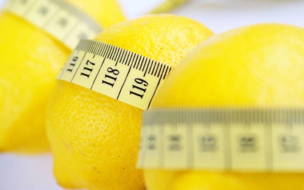 Похудение на лимонах