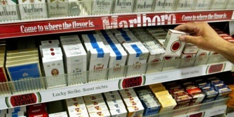 Сигареты в Турции в 2019 году