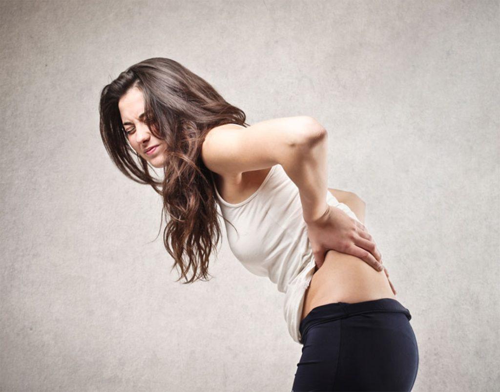 Лечение ушиба спины