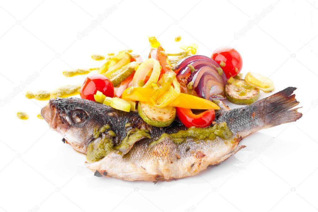 Какова калорийность рыбы?