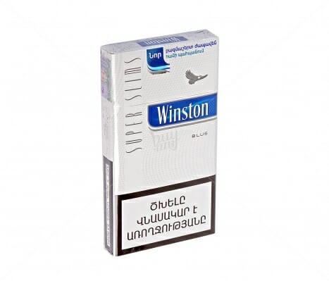 Сигареты Вингстон