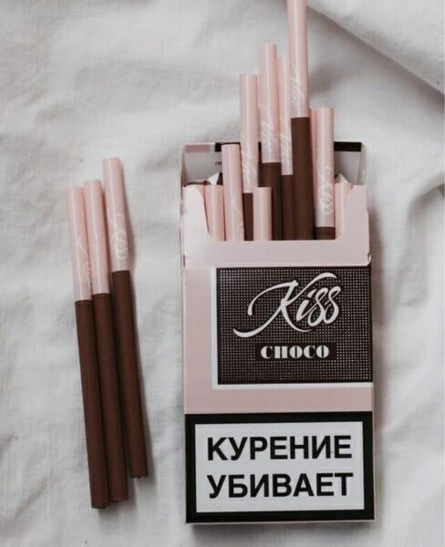 Kiss choco сигареты купить купить сигареты лаки страйк в москве