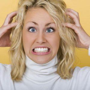 Заболевание кожи головы