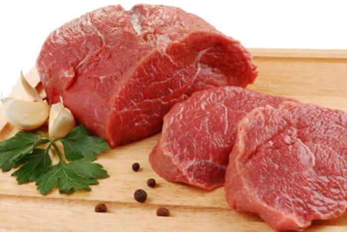 Калорийность разных сортов говядины, свинины и курятины