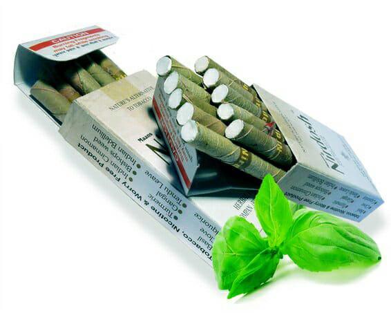 Существуют ли сигареты без смолы и никотина?