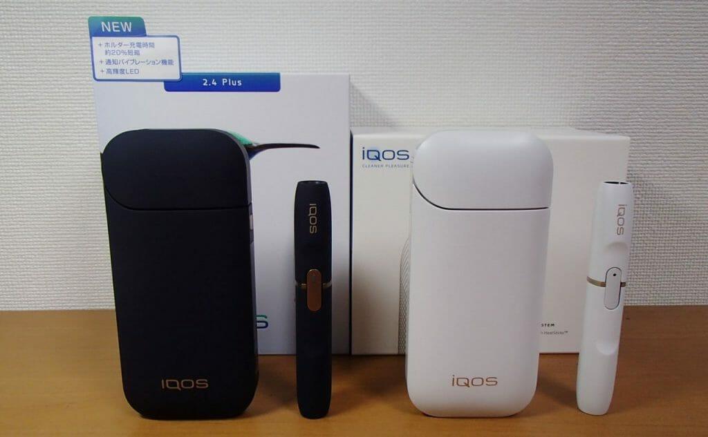 Iqos 2.4 plus обзор