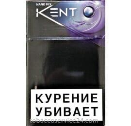 Сигареты Кент с кнопкой