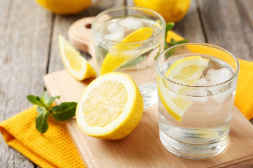Вода с лимоном для похудения — отзывы и результаты